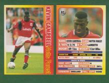 Nottingham Forest Kevin Campbell 81